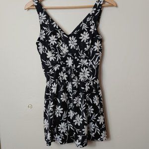Maxine of Hollywood Retro Vintage Floral Swimsuit